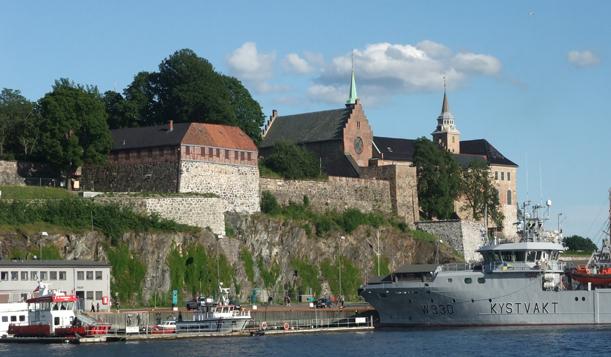 Akershus Festning Oslo Akershus Festning