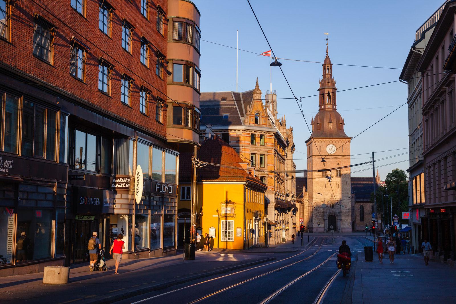 Kvadraturen Oslo Beste Område