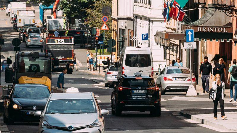 Oslo beste område bo